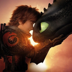 How To Train Your Dragon 3 The Hidden World Movie Art Film