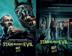 Stan Against Evil Season 1 2 3 Dana Gould Show