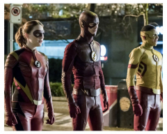 THE FLASHtv show SpeedstersThe Flash/Kid Flash/Jesse Quick