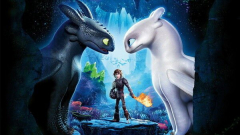 How to Train Your Dragon 3 - The Hidden World Hiccup Movie