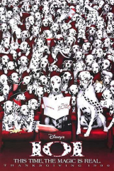 101 Dalmatians Adv Movie