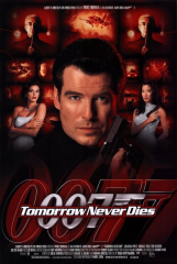 Tomorrow Never Dies Regular Original Movie