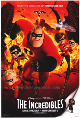 Incredibles Regular Original Movie