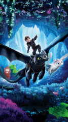How to Train Your Dragon: The Hidden World 2019 movie