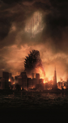 Godzilla 2014 movie