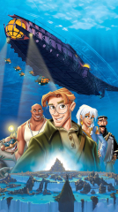 Atlantis: The Lost Empire 2001 movie