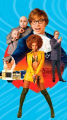 Austin Powers in Goldmember 2002 movie