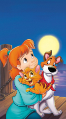 Oliver & Company 1988 movie