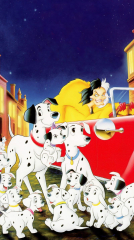 One Hundred and One Dalmatians 1961 movie