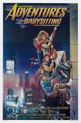 Adventures in Babysitting (1987) Movie