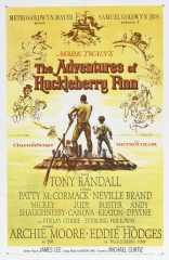The Adventures of Huckleberry Finn (1960) Movie