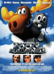The Adventures of Rocky and Bullwinkle (2000) Movie
