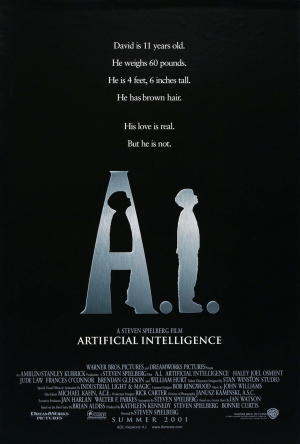 A.I. Artificial Intelligence (2001) Movie