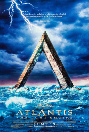 Atlantis: The Lost Empire (2001) Movie