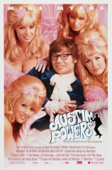 Austin Powers: International Man Of Mystery (1997) Movie