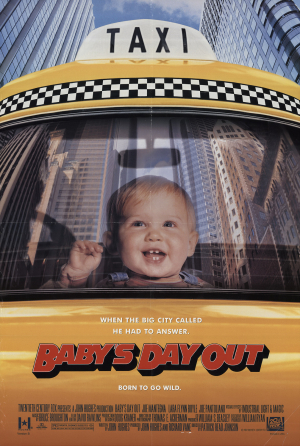 Baby's Day Out (1994) Movie