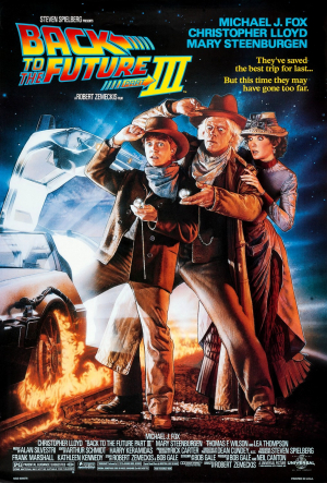 Back to the Future Part III (1990) Movie