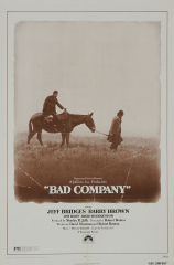 Bad Company (1972) Movie