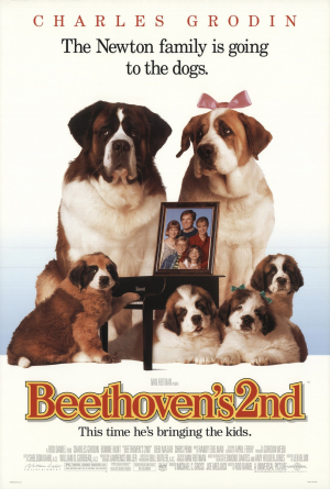 Beethoven's 2nd (1993) Movie