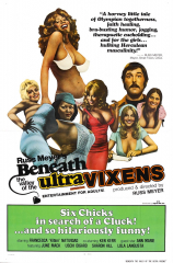 Beneath the Valley of the Ultra-Vixens (1979) Movie