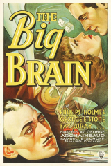 The Big Brain (1933) Movie