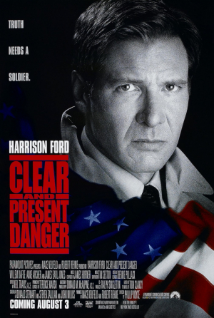 Clear And Present Danger (1994) Movie