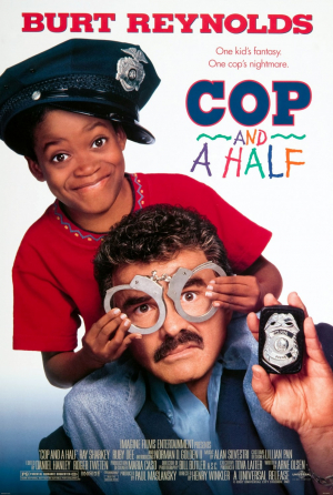 Cop and a Half (1993) Movie