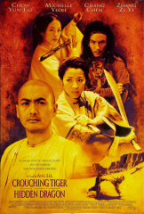 Crouching Tiger Hidden Dragon (2000) Movie