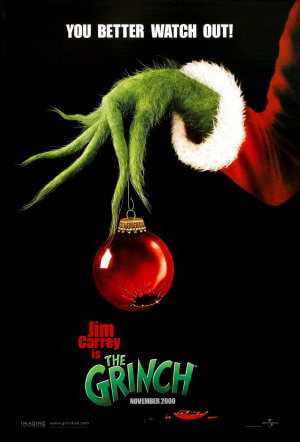 Dr Seuss' How the Grinch Stole Christmas (2000) Movie