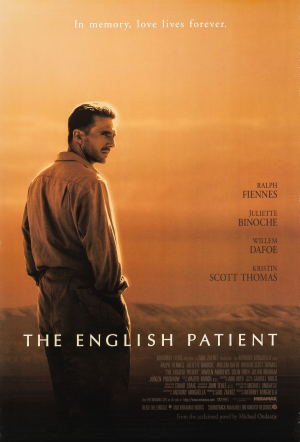 The English Patient (1996) Movie
