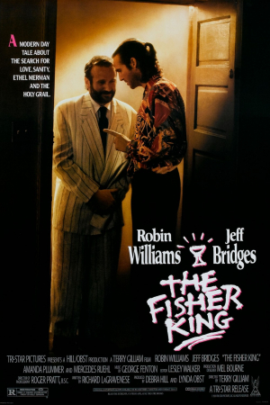 The Fisher King (1991) Movie