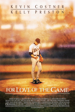 For Love of the Game (1999) Movie