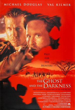 The Ghost And The Darkness (1996) Movie
