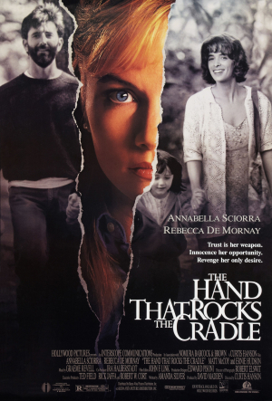 The Hand That Rocks the Cradle (1992) Movie