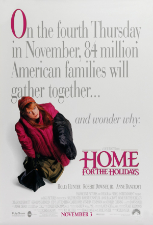 Home For The Holidays (1995) Movie