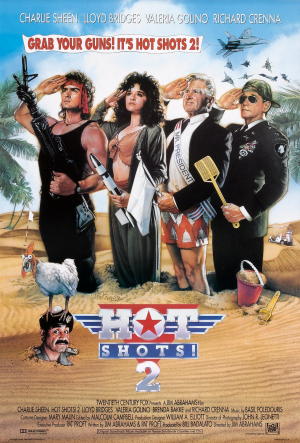 Hot Shots! Part Deux (1993) Movie