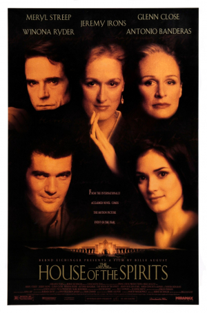 The House Of The Spirits (1994) Movie