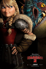 How to Train Your Dragon 2 (2014) Movie