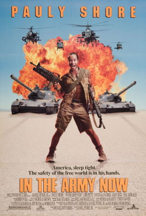 In The Army Now (1994) Movie