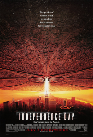 Independence Day (1996) Movie