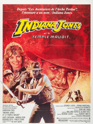 Indiana Jones and the Temple of Doom (1984) Movie