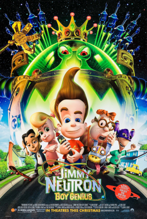 Jimmy Neutron: Boy Genius (2001) Movie