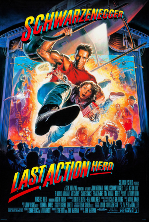 Last Action Hero (1993) Movie