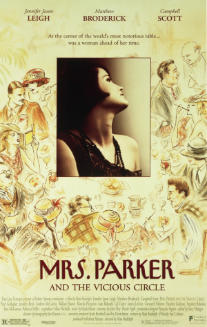 Mrs. Parker And The Vicious Circle (1994) Movie