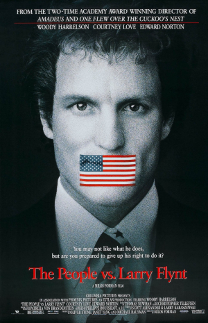 The People Vs. Larry Flynt (1996) Movie