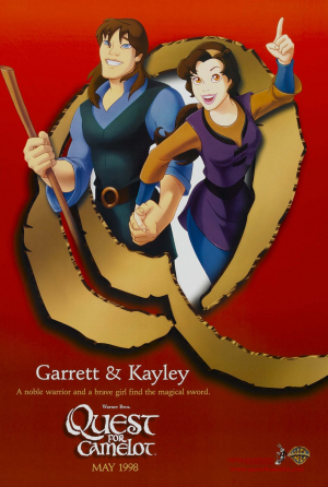 Quest for Camelot (1998) Movie