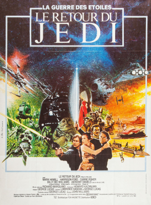 Return of the Jedi (1983) Movie