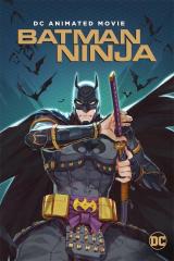 Batman Ninja DC Animated Movie ate