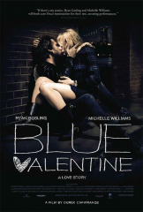 Michelle Williams Ryan Gosling Movie Blue Valentine