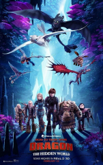 How to Train Your Dragon 3 The Hidden World Movie Film